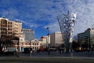Christchurch bus hire