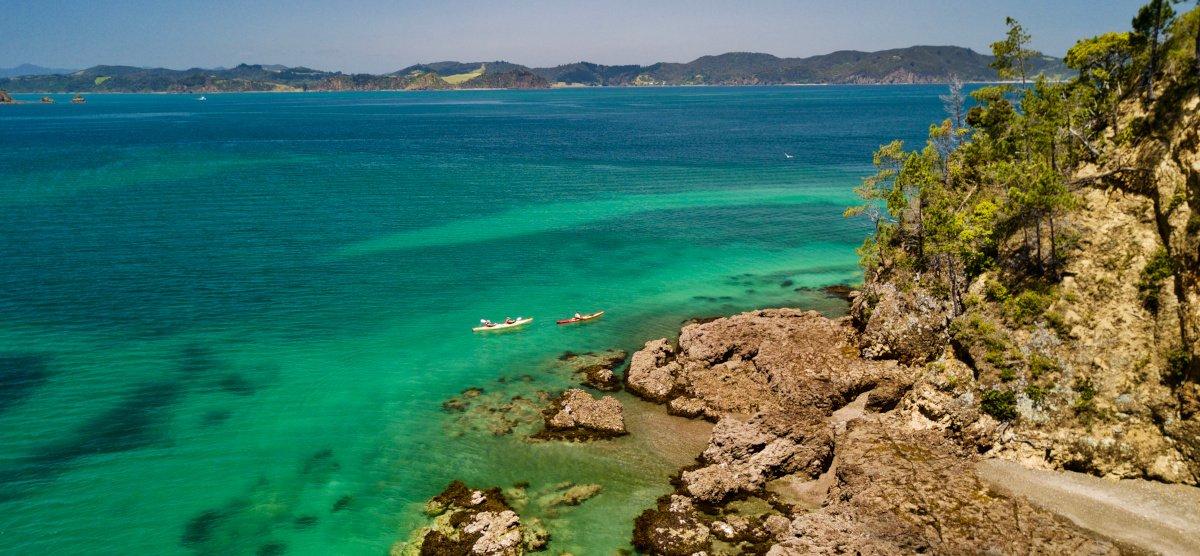 Bay of Islands Kayaking